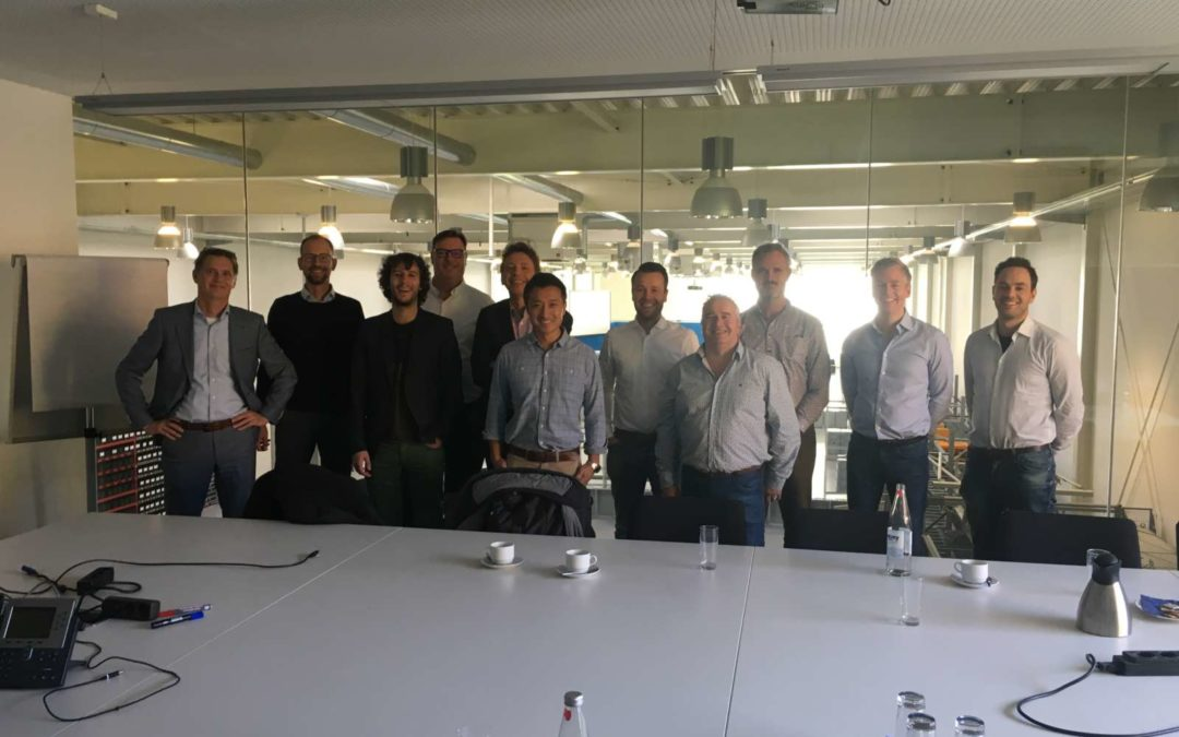Visit of the SHAREHOUSE – the Warehouse Innovation Learning Lab (WILL) from the Netherlands
