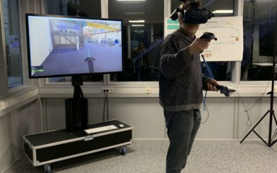 XR – Mixed Reality in logistics