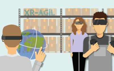 Große Freude über AHEAD-Förderung: »XR-AGIL«-Team treibt Ausgründung voran